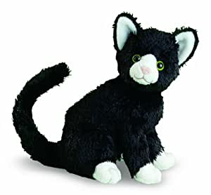 Melissa & Doug Midnight Cat Stuffed Animal