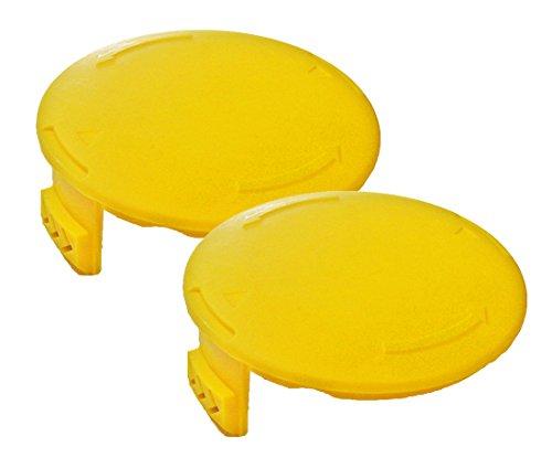 Homelite UT-41120 & UT41121 String Trimmer Replacement (2 Pack) Spool Cover # 34101176AG-2pk