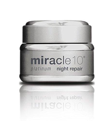 Miracle 10 Anti-aging Night Cream: Platinum Night Repair Miracle 10 Skincare