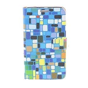 YULIN Teléfono Móvil Samsung - Carcasas de Cuerpo Completo/Fundas con Soporte - Gráfico/Diseño Especial - para Samsung Galaxy Note 3 ( Multi-color ,