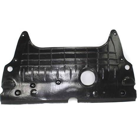 MAPM Rear Car /& Truck Splash Guards /& Mud Flaps Plastic Engine under cover HY1228122 FOR 2006-2010 Hyundai Sonata