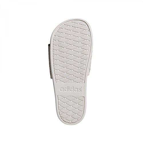 adidas Damen Adilette CF+ Cork Badeschuhe Rot (Trace Scarlet/Chalk Pearl/Chalk Coral)