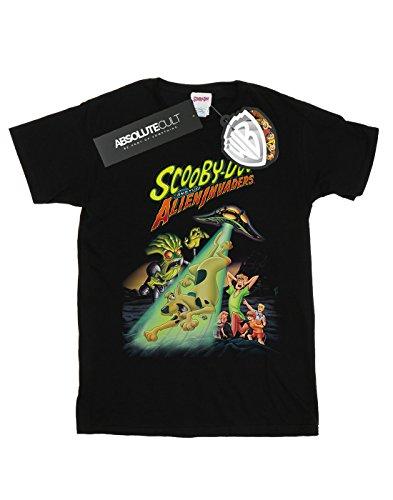 Scooby Garçon The Cult Noir Invaders T And Alien Doo Absolute shirt wt5PxCqBq