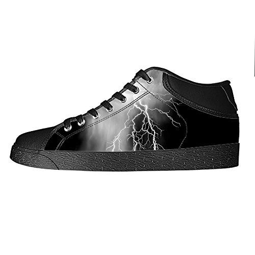 up Lace Leinwand Schuhe shoes Custom Turnschuhe Beleuchtung High Canvas Sneakers Schuh D top Segeltuchschuhe Mens xXwqgZTY