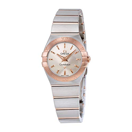 - Omega Constellation Ladies Mini Watch 123.20.24.60.02.001 [Watch] Constellation