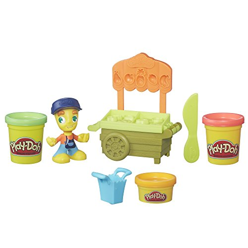 Play Doh B5977AS0 Town Market Stand product image