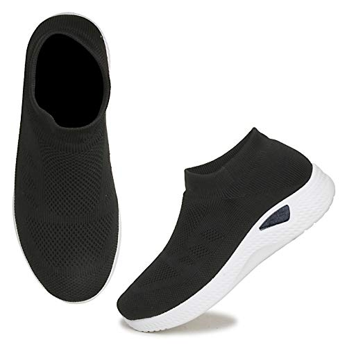 SitSlop Women Slip On Sports Shoes