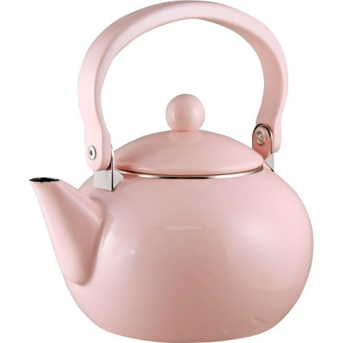 Calypso Basics by Reston Lloyd Enamel-on-Steel Tea Kettle, 2-Quart, - Stores Center In Lloyd