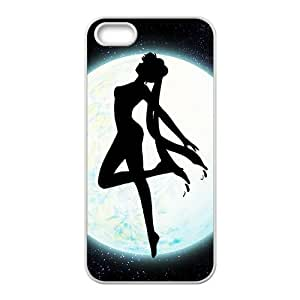 Romantic dancing in moon Flower Fairy Cell Phone Case for iPhone 5S