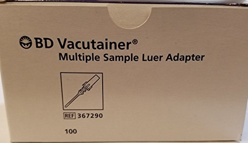 - Multiple Sample Luer Adapter 1 box of 100