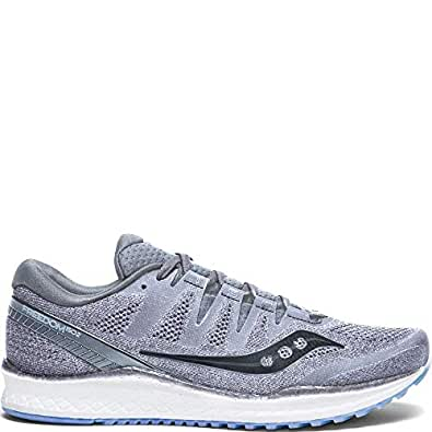 Saucony Mens S20440-2 Freedom Iso 2 Grey Size: 7