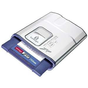 Iomega ZIP 750 - ZIP drive - external - ZIP - 750 MB - Hi-Speed USB