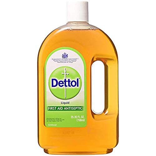 Dettol Topical Antiseptic Liquid 25.4 oz (Pack of 4) ()