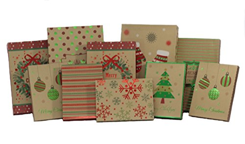 Foil Boxes count Christmas Value product image