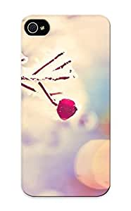 New Diy Design Frosty Branch For Iphone 5/5s Cases Comfortable For Lovers And Friends For Christmas Gifts
