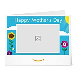 Happy Mother's Day (Your Upload) print at home gift card image link
