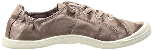 Madden Girl Frauen Baailey Fashion Sneaker Taupe Satin