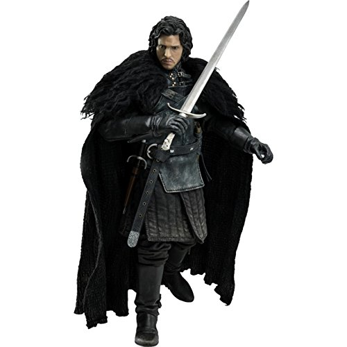 Game of Thrones Jon Snow 1/6 Collectible Figure by ThreeZero