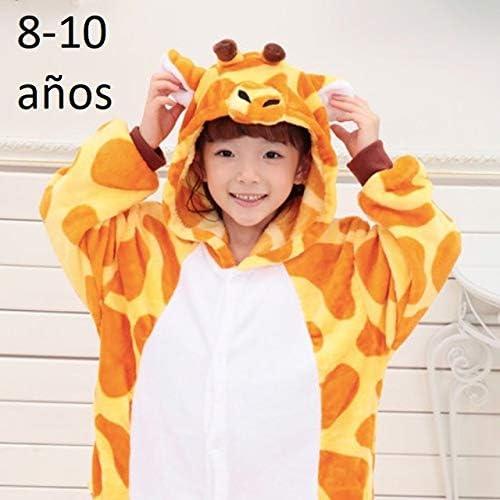 KRAZY TOYS Pijama Animal Entero Unisex para Niños como Ropa de ...