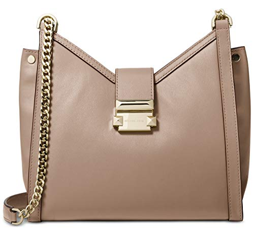Michael Michael Kors Whitney Leather Chain Shoulder Tote, -
