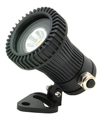 Complete Aquatics LA10012 Manta Ray Professional LED Light, Warm White, 5.4W by Complete Aquatics