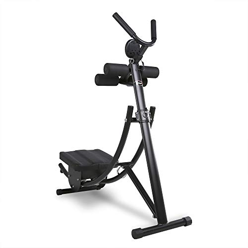 Abs Abdominal Exercise Machine Ab Crunch Coaster Body, used for sale  Delivered anywhere in USA