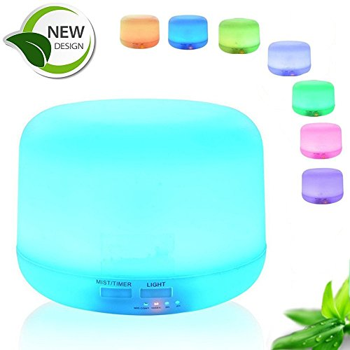 Aromatherapy Essential Diffuser Auzilar colors product image
