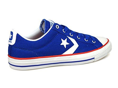 Converse Star Player OX - Zapatillas de Lona para hombre Azul azul Azul - azul