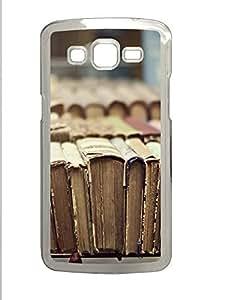 Samsung 2 7106 Case Library Books PC Samsung 2 7106 Case Cover Transparent