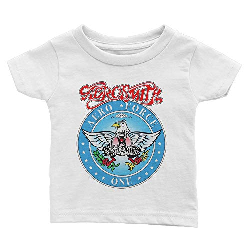 Threadz Waynes World Aerosmith T-Shirt (Youth) White