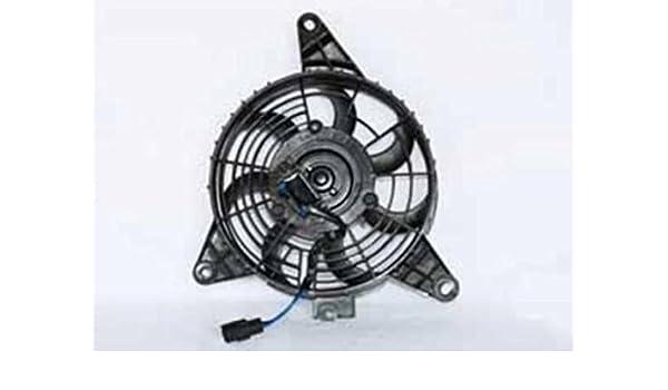 Nueva AC condensador Ventilador Montaje para 1995 – 2000 Kia ...