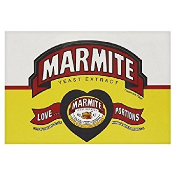 Marmite Love Portions 4X24X8G by Marmite