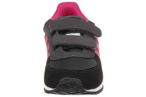 Adidas Adistar Racer CF1 Baby Kids Sneaker Originals Girls shoe Negro