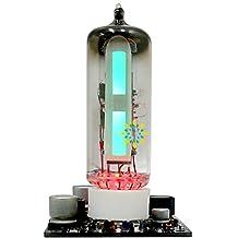6E2 Tube Cat Eye Drive Preamp DAC Audio LED Level Meter VU Indicat Harmonic Tube