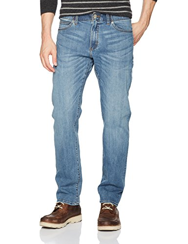 LEE Men's Modern Series Extreme Motion Athletic Jean, Fella, 42W x 32L
