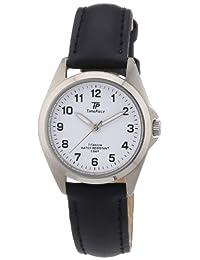 TP Time Piece Women's Quartz Watch Titan Lederband TPLT-50219-12L with Leather Strap