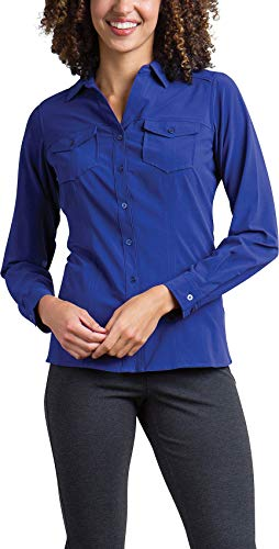 ExOfficio Damen Kizmet Long Sleeve Shirt