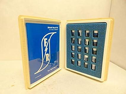 Fair-Rite 0199000019_ Shield Bead Kit EMI Kit: Amazon com
