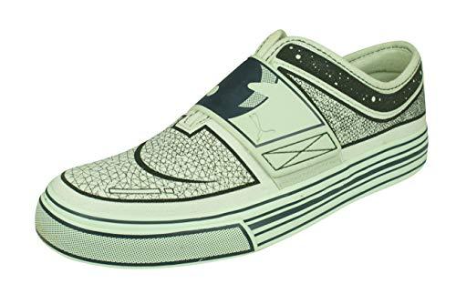 PUMA El Rey Eye Mens Slip On Sneakers/Shoes-Green-5.5 (Puma Shoes El Rey)