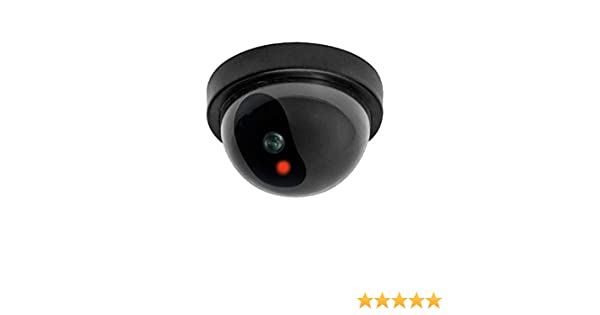 CEXPRESS - Cámara de seguridad falsa redonda: Amazon.es: Bricolaje y herramientas