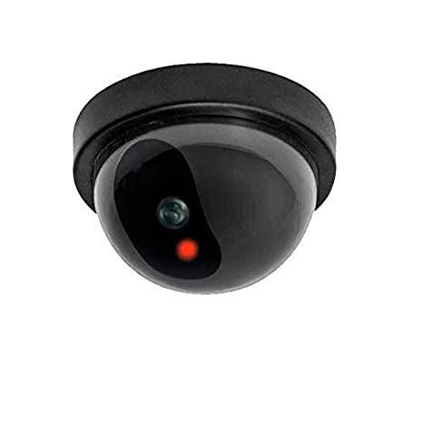 CEXPRESS - Cámara de seguridad falsa redonda