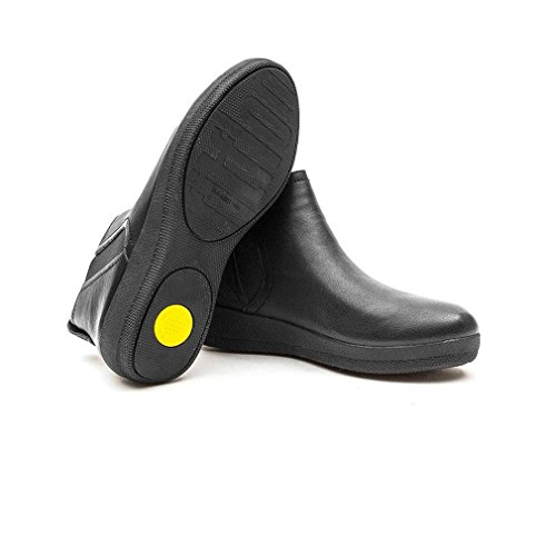 Zapatillas Superchelsea Mujer Tm Fitflop Boot para negro Altas Tq6ZZOW