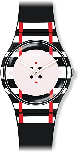 SWATCH watches NEW GENT DOUBLE ME SUOB129 Men's [regular imported goods]
