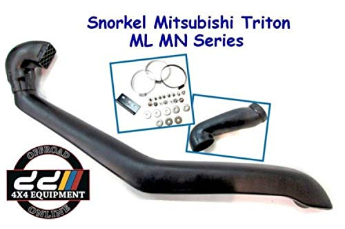 4x4 Off Road Snorkel Kit For Mitsubishi Triton L200 ML MN 05-14 Diesel SMT06A