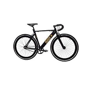 Moma Bikes BIFIXMUNGLN54, Bicicletta Fixie Munich Glam Unisex – Adulto