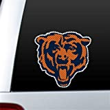 NFL CHICAGO BEARS Car Truck Window Film DECALS See Through For Safety!