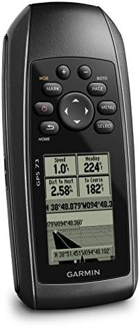 Garmin eTrex 10 Worldwide Handheld GPS Navigator & GPS 73