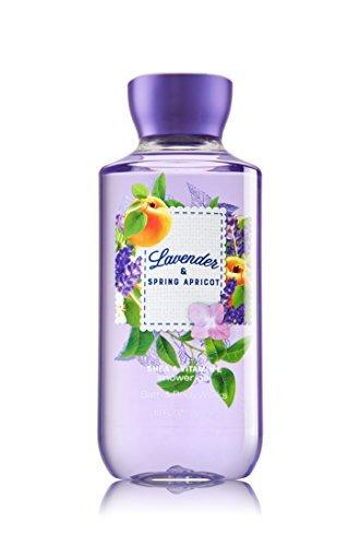 - Bath & Body Works Shea & Vitamin E Shower Gel Lavender & Spring Apricot