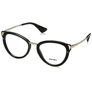 Eyeglasses Prada PR 53 UV 1AB1O1 BLACK