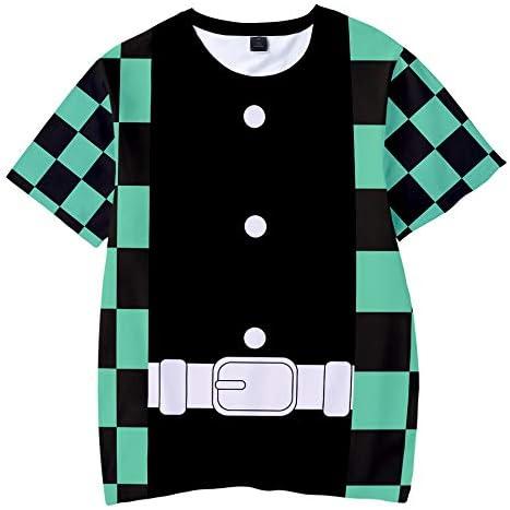 DERAYEE 夏用 半袖 子供服 tシャツ キッズ 男の子 女の子 半袖 記念シャツ Tシャツ